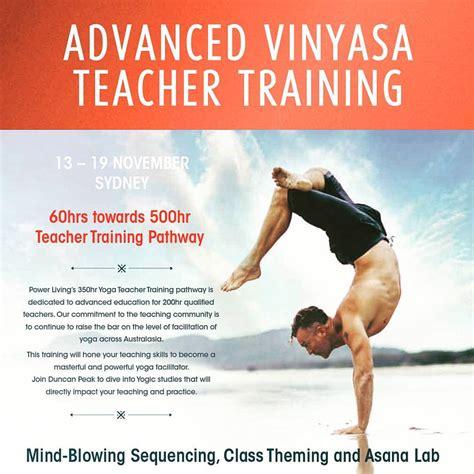 yoga tutorial advanced advanced vinyasa yoga training an unexpected journey