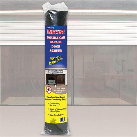 ideaworks single garage door screen ideaworks garage door screen budk knives