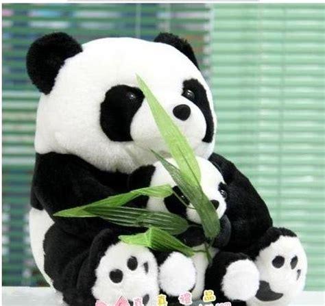 Overall Anak Kecil Panda ivanildosantos foto boneka panda