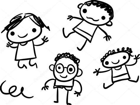 kid doodle free doodle stock vector 169 plut 21966267