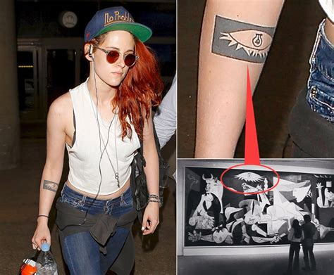 kristen stewart tattoos kristen stewart s 5 tattoos their meanings guru