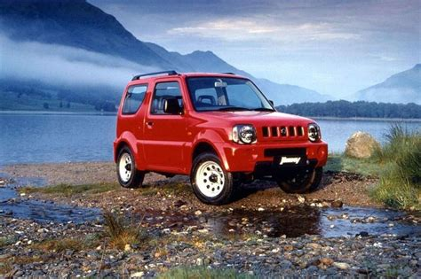 Suzuki Jimny Buying Guide Review Suzuki Jimny 1998 To Date Used Car