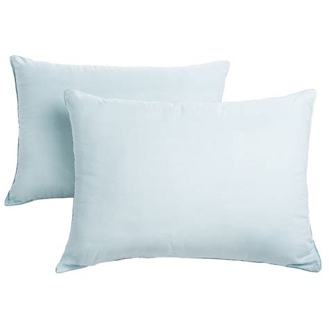Pacific Feather Pillows by Pacific Coast Feather Sensacool 174 Pillows King 2 Pack