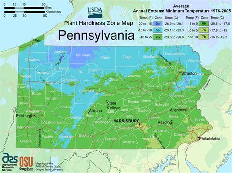 pennsylvania physical map pennsylvania map lakes