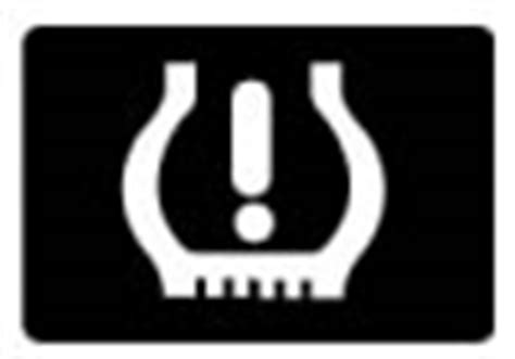 ford focus low tire pressure light reset ford focus dashboard warning lights and symbols driving