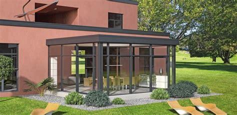 verande rustiche verande pvc e alluminio balconi a vetro vetrate finstral