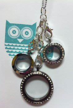 Origami Owl Large Silver Locket With Crystals - 1000 images about origami owl lockets on
