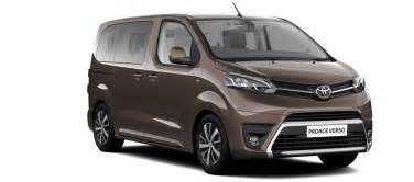 Colchester Toyota All New Proace Verso Models Features Lancaster Toyota