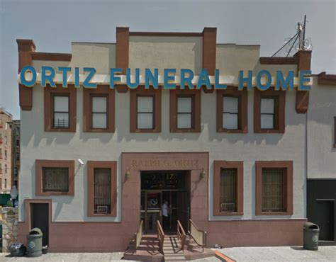 r g ortiz funeral home southern blvd bronx ny