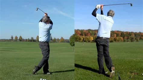 stack and tilt golf swing youtube minimalist single plane golf swing similar to stack
