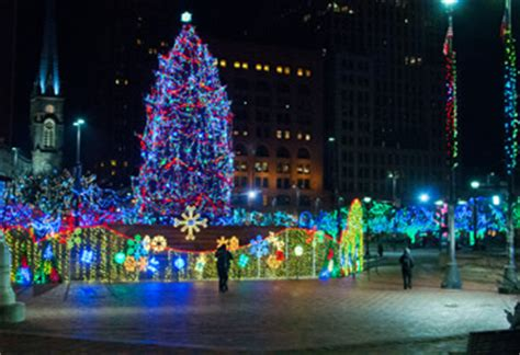 collection christmas lights in cleveland pictures best