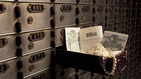 Safe Deposit Box Bank Panin Bank Safety Deposit Boxes Are No Longer Safe Caleb Jones