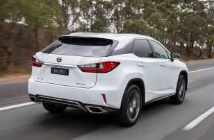 2018 lexus rx 7 seater suv release date price lexus