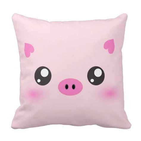 cute couch pillows cute pig face kawaii minimalism throw pillow kawaii