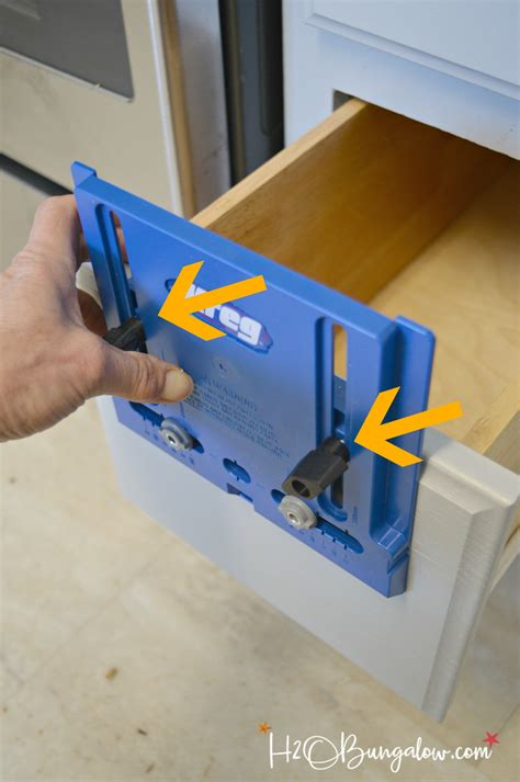 Install Drawer Pulls by How To Install Knobs And Pulls On Cabinets And Furniture