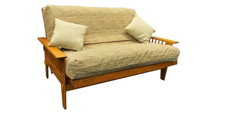 Wood Futon Frame Only Wood Frame Futon Bm Furnititure