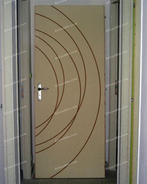 comment peindre des portes int 233 rieures avec rainures