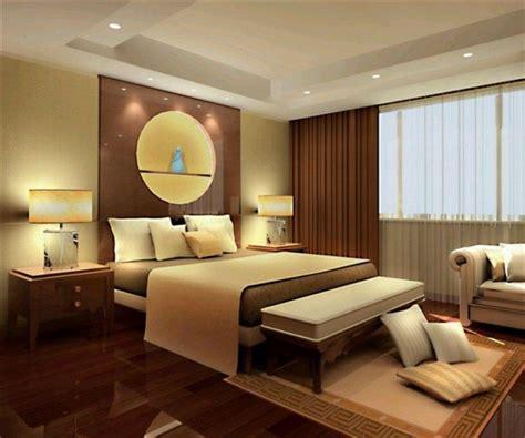غرف نوم بتصاميم فندقية أنيقة المرسال