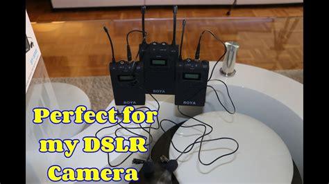Boya Wireless Pro Microphone Clip On By Wm 5 By Wm5 Limited boya wireless microphones system by wm8 wireless