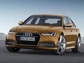 2016 audi a4 b9 rendered what if audi design would
