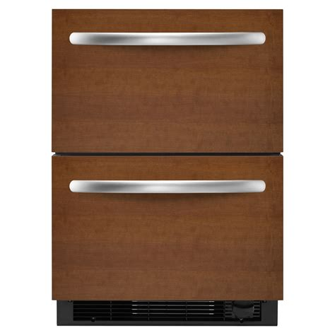 Kitchenaid Fridge Drawers by Kitchenaid Kddo24cvx 4 8 Cu Ft Refrigerator Freezer