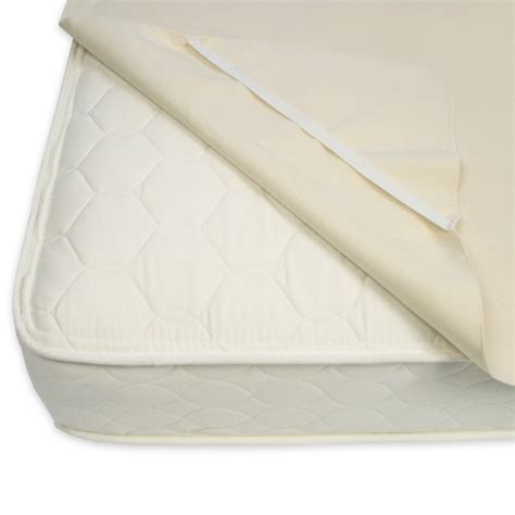 Organic Crib Mattress Pad Naturepedic Organic Cotton Flannel Non Waterproof Mattress Protector Pad Usa Made Organic