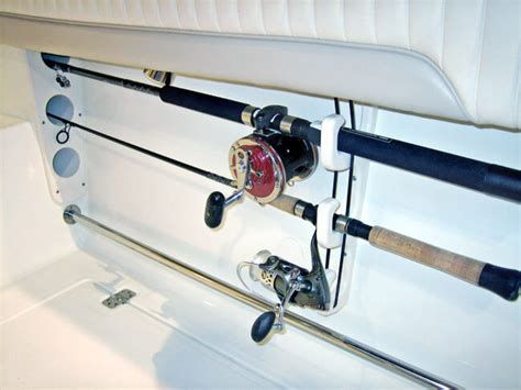 boat cabin rod holders teak isle 187 products 187 marine 187 poly king starboard