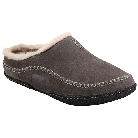 sorel slippers sorel falcon ridge slippers s ebay