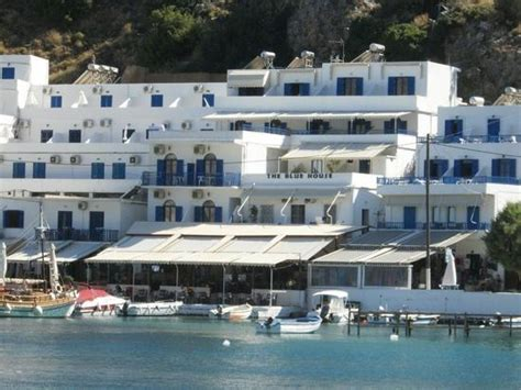 blue house restaurant blue house restaurant loutro restaurant reviews photos tripadvisor