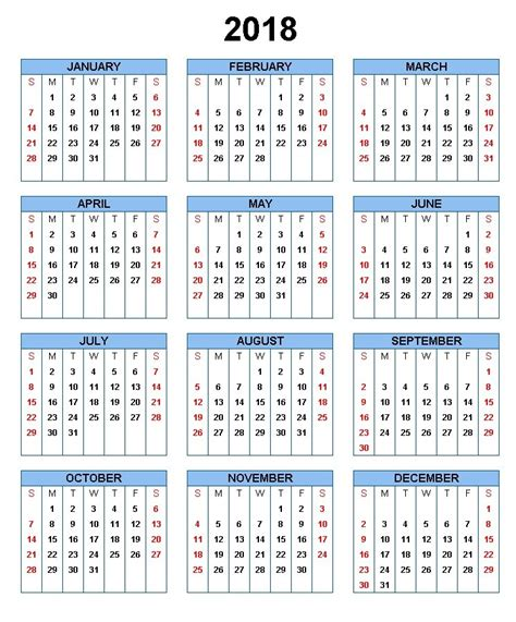 printable calendar 2018 with us holidays 2018 printable calendar with us uk holidays printable