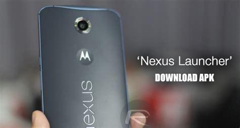 nexus launcher apk nexus launcher apk per android telefono smartphoneguida