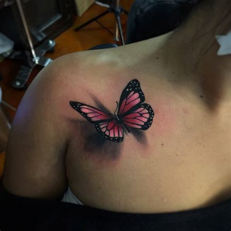 butterfly chest tattoo 35 breathtaking butterfly designs for