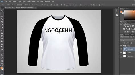 Tshirt Suci t shirt design tutorial photoshop basic