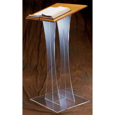 Charming Acrylic Podium For Church #7: 064.3300W_big.jpg