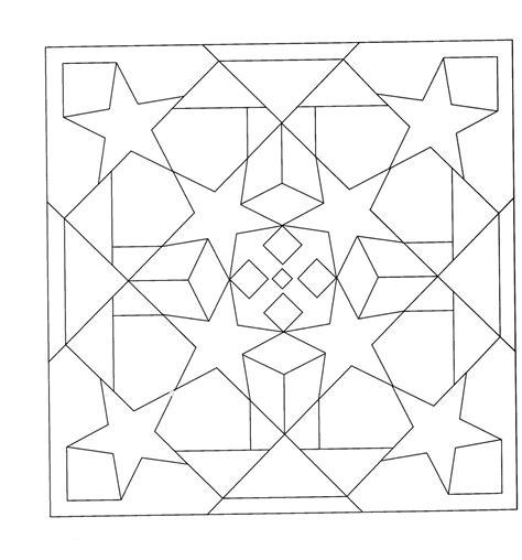 imagenes geometricas para dibujar dibujos para dibujar y pintar bien bonito