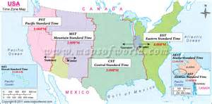 Usa Timezone Map by Pics Photos Area Codes And Time Zones Usa Big Detailed