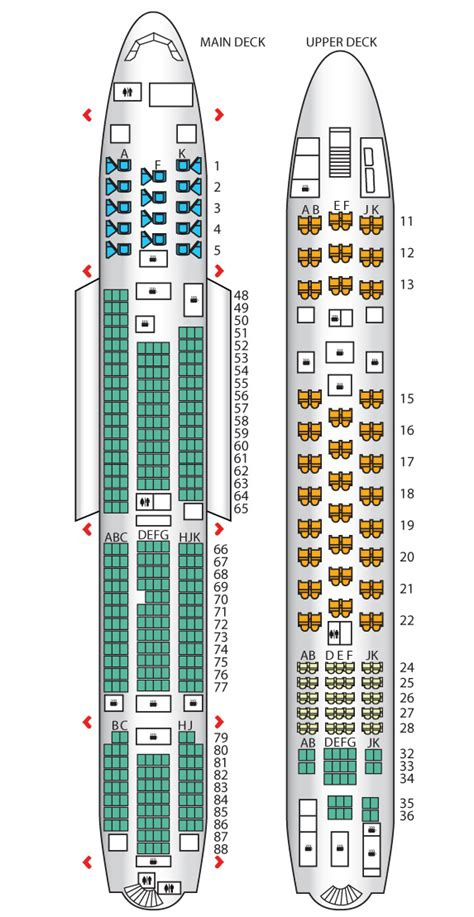 a380 800 seating images