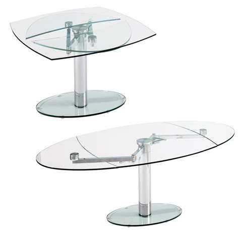 Expandable Glass Dining Room Tables by Expandable Dining Table For Small Dining Room Silo