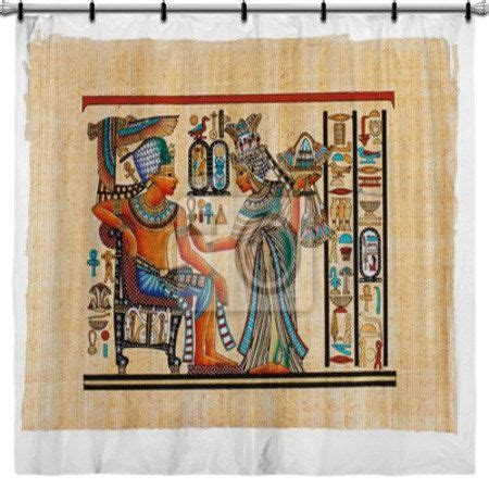 egyptian shower curtain 165 best images about egyptian home decor bedding