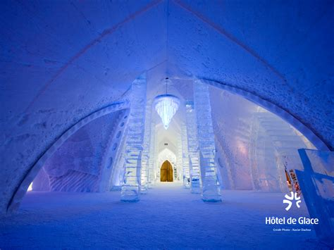 Kitchen Decorations Ideas Theme by Hotel De Glace Quebec City S Ice Hotel