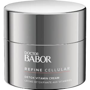 What Is The Vitamin C Detox For Nicotine by Doctor Babor Refine Cellular Detox Vitamin Ariva