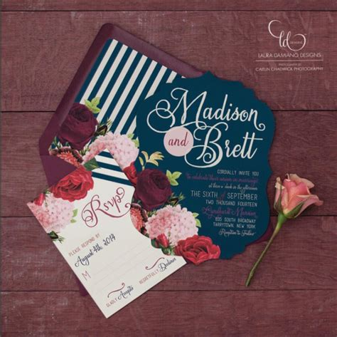 Wedding Invitation Trends 2018 by Wedding Invitation Design Trends Image Collections