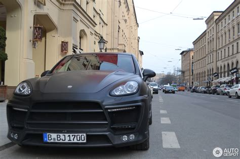 Boateng Auto by Porsche Cayenne Lumma Clr 550 Gt 6 April 2013 Autogespot