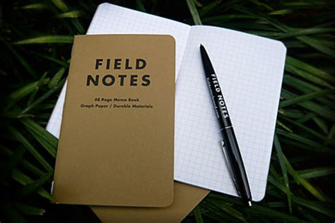field note field notes uncrate