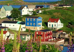Cliff May Homes notes from the artisan inn trinity about newfoundland s