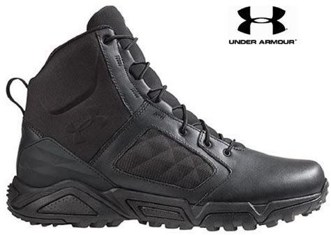 5 11 B E A S T Black Edition by Armour Side Zip 2 0 Tactical Boots Mens 7 Quot Black
