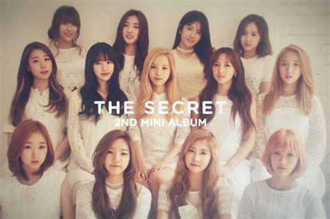 secret we the album wjsn previews new album the secret with highlight