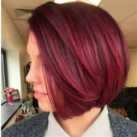 cranberry hair color cranberry hair color