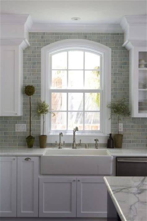 Backsplash To Ceiling by Design Trends Add Height With Counter To Ceiling