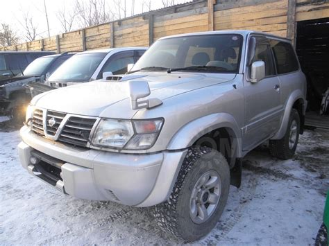 nissan safari 2001 nissan safari y61 pictures information and specs